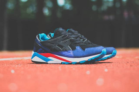 "Asics Gel Kayano ""Black/Black"""
