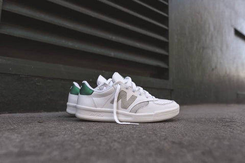 "New Balance CRT 300 ""White/Green"""