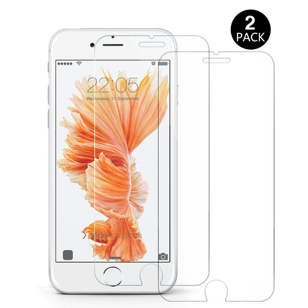 Apple iPhone 6s Plus Tempered Glass Screen Protector (Pack of 2pcs) - Mavasoap - 2