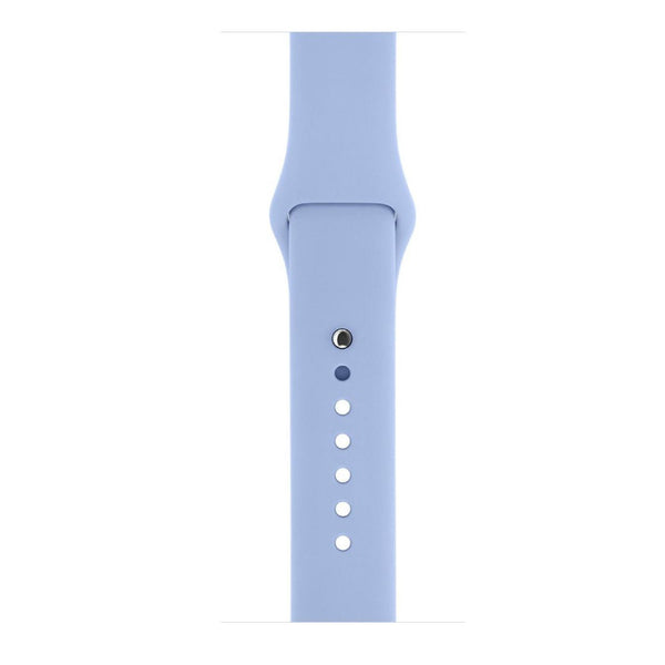 Apple Watch Lilac Sport Band Strap - Mavasoap - 5
