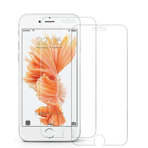 Apple iPhone 6 Plus Tempered Glass Screen Protector (Pack of 2pcs) - Mavasoap - 1