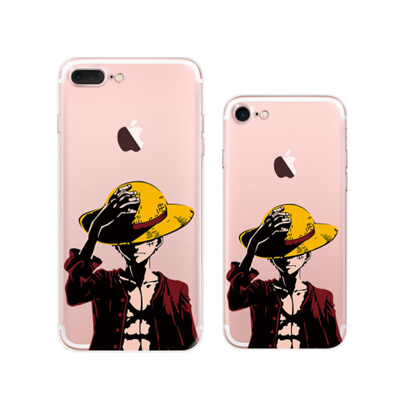 Cool One Piece Luffy iPhone 7 Cases