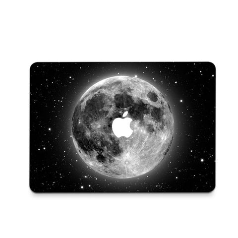 Earth Galaxy Black Decal Skin Set for the Apple MacBook Air Pro - Mavasoap - 1