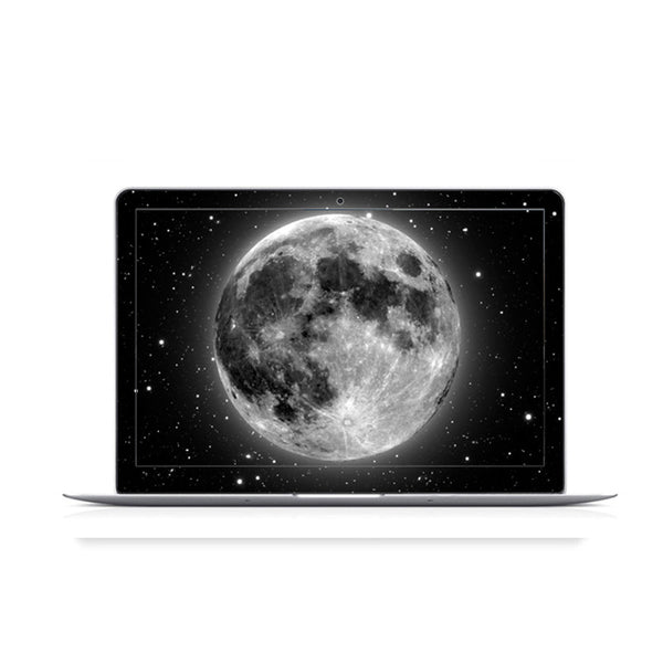 Earth Galaxy Black Decal Skin Set for the Apple MacBook Air Pro - Mavasoap - 2