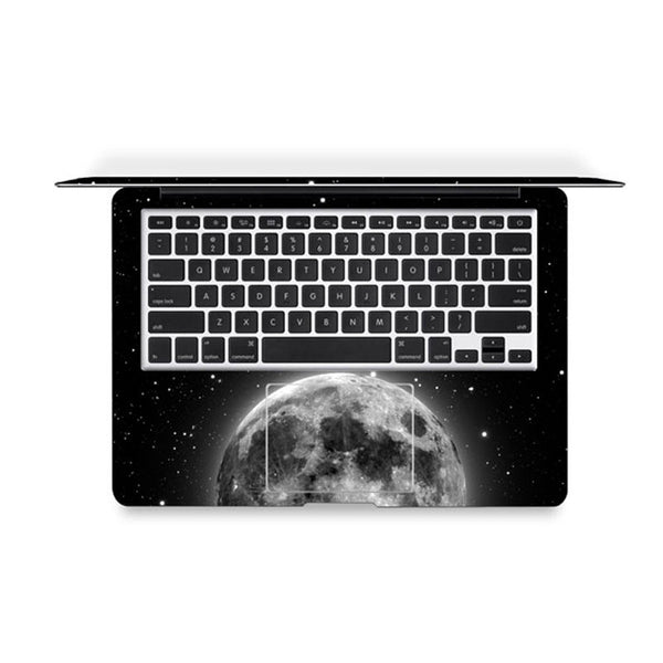 Earth Galaxy Black Decal Skin Set for the Apple MacBook Air Pro - Mavasoap - 3