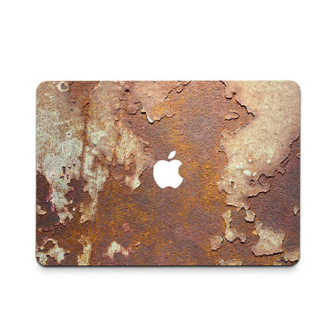 Iron Rust Decal Skin Set for the Apple MacBook Air Pro - Mavasoap - 1