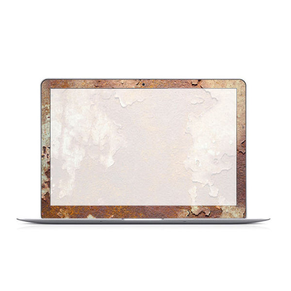 Iron Rust Decal Skin Set for the Apple MacBook Air Pro - Mavasoap - 2