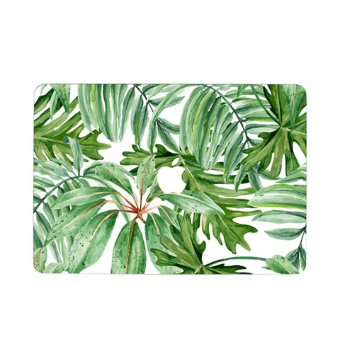 Palm Tree Leave Decal Skin Set for the Apple MacBook Air Pro - Mavasoap - 1