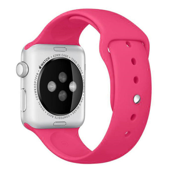 Apple Watch Petal Pink Sport Band Strap - Mavasoap - 2