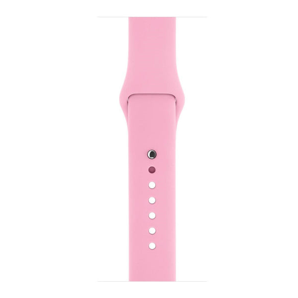 Apple Watch Pink Sport Band Strap - Mavasoap - 4