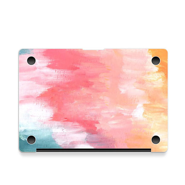 Rainbow Paint Decal Skin Set for the Apple MacBook Air Pro - Mavasoap - 3