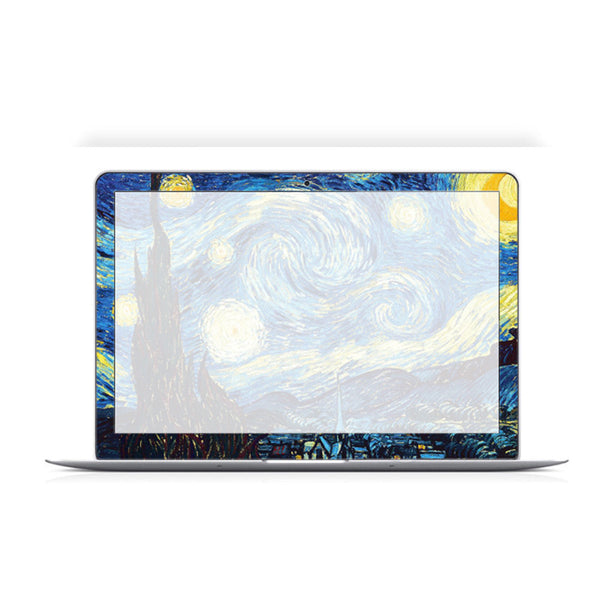 Starry Night Decal Skin Set for the Apple MacBook Air Pro - Mavasoap - 2