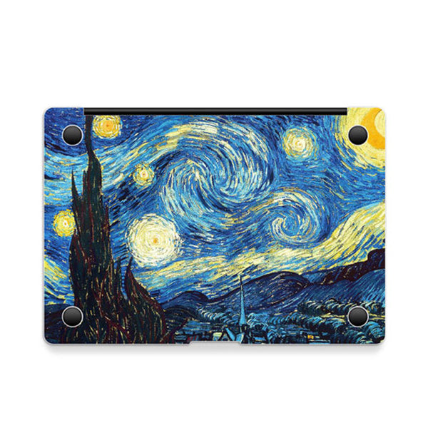 Starry Night Decal Skin Set for the Apple MacBook Air Pro - Mavasoap - 4