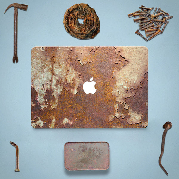 Iron Rust Decal Skin Set for the Apple MacBook Air Pro - Mavasoap - 4