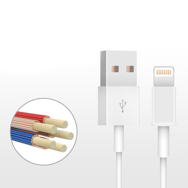 Lightning to USB Cable (1 m) - Mavasoap - 2