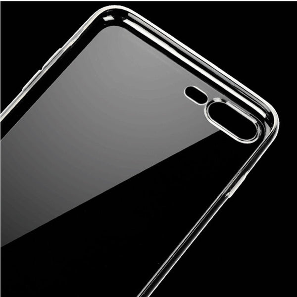 Kobito Dukan Head iPhone 7 Plus Soft Clear Cases
