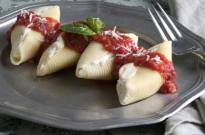Stuffed Shells Dinner Box