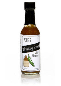 Whiskey River Hot Sauce