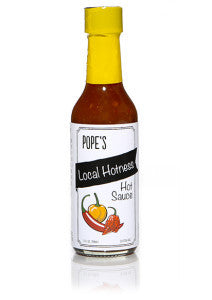 Local Hotness Hot Sauce