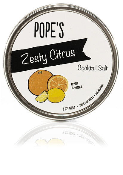 Zesty Citrus Cocktail Salt