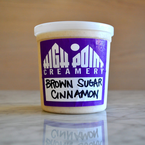 High Point Creamery Ice Cream Box