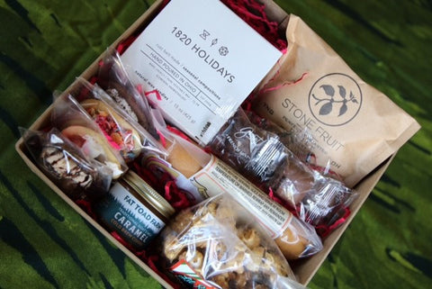 FoodECrave Holiday Gift Box