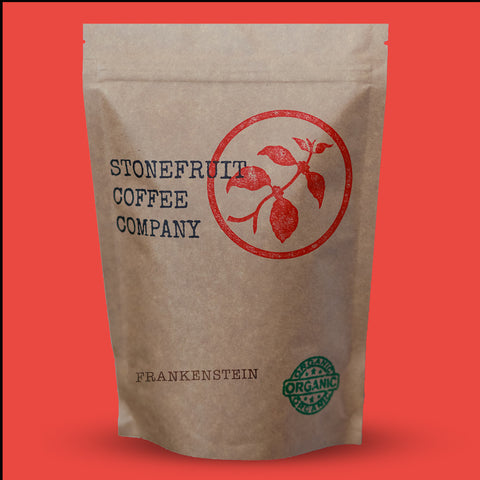 Frankenstein Coffee