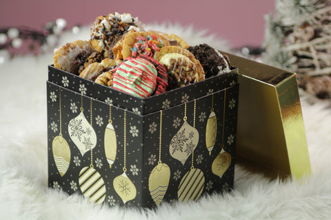 One Hot Cookie Holiday Gift Boxes