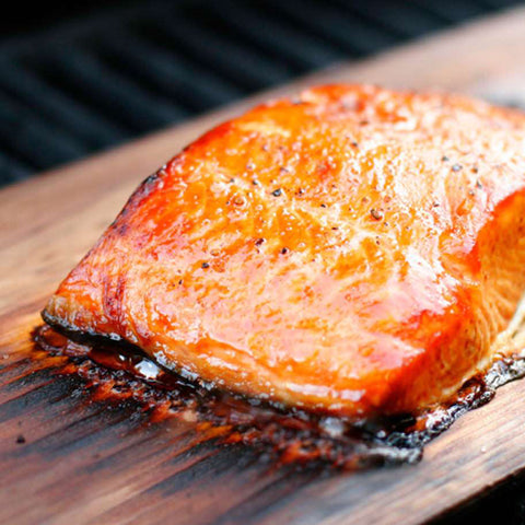 The Smoked Salmon Box, perfect for gifts and parties.