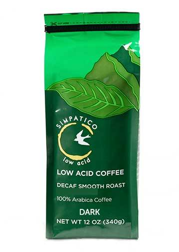 Decaf Dark Smooth Roast (Ground) -12oz