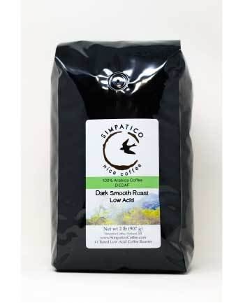 Decaf Dark Smooth Roast (Whole Bean) -2lb
