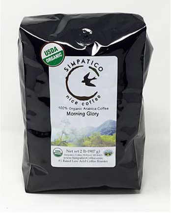 Simpatico Organic Morning Glory