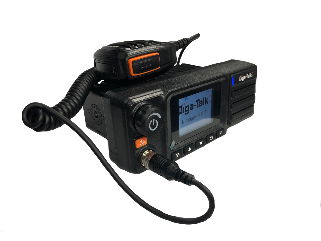 Diga-Talk+ DTP8900 In-Vehicle Mobile. *See description for full pricing details.