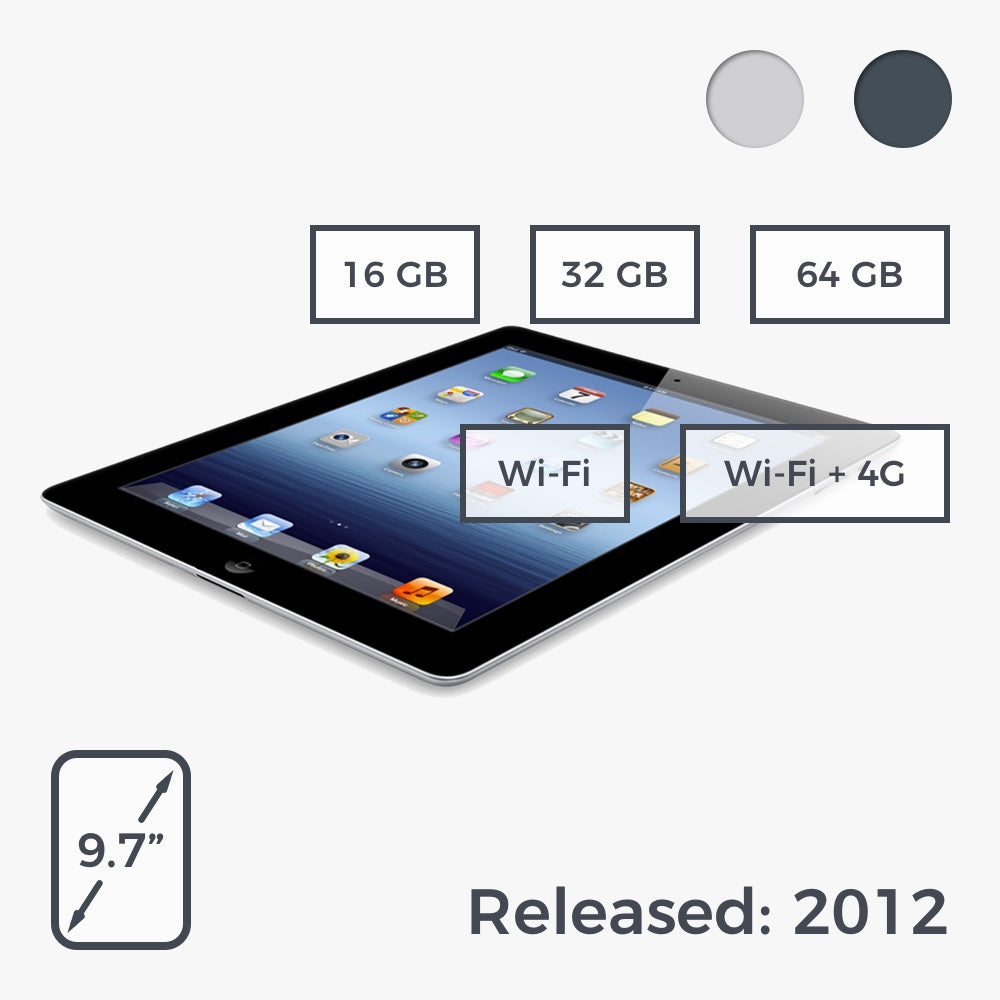 Buy iPad 3 at Freestyll.com