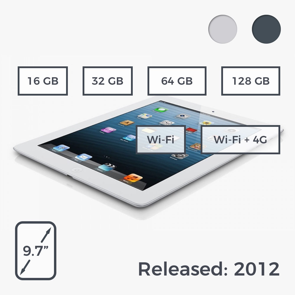 Buy iPad 4 at Freestyll.com