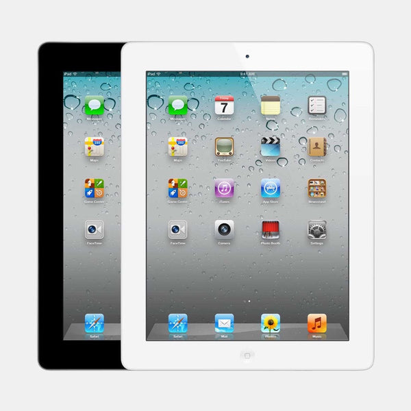 Used iPad 2 32GB - Freestyll Refurbished iPads - Range