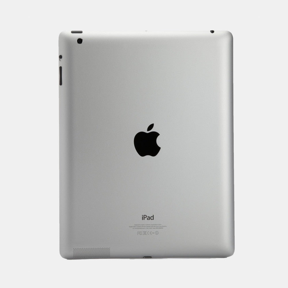 Used iPad 4 32GB 4G - Freestyll Refurbished iPads - Rear