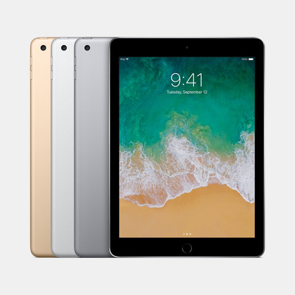 "Refurbished iPad 9.7"" 2017 128GB 4G"