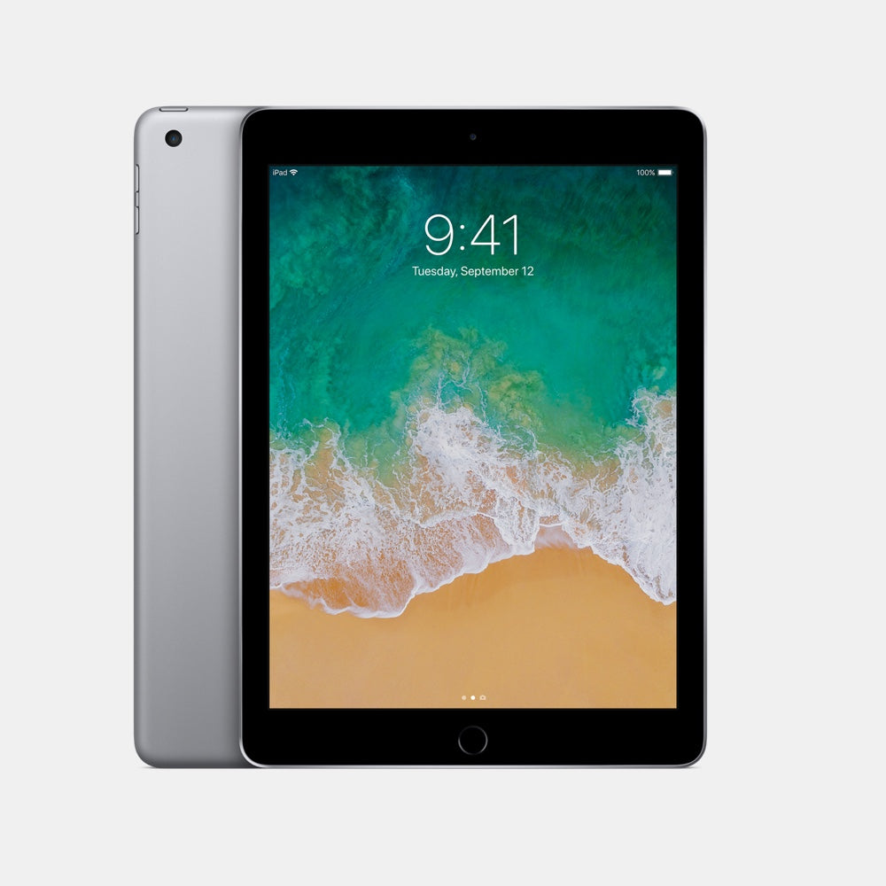 "Refurbished iPad 9.7"" 2018 128GB 4G"