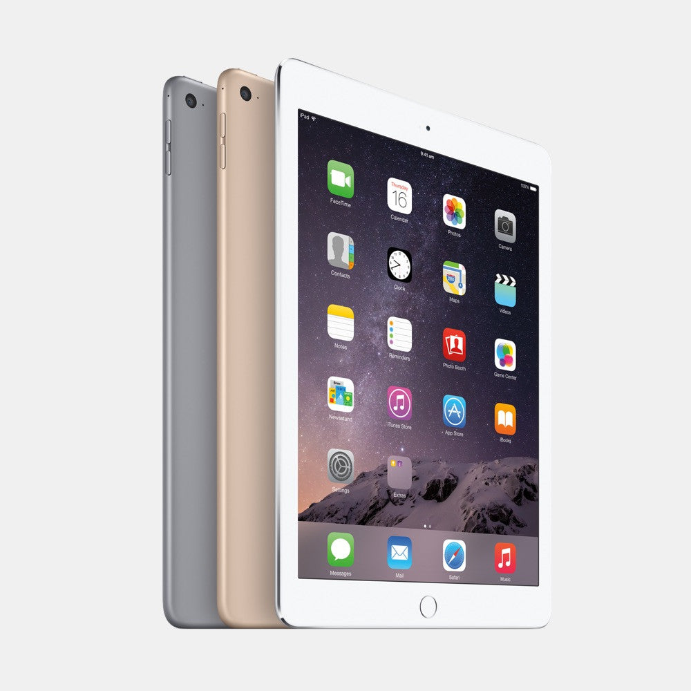 Used iPad Air 2 128GB - Freestyll Refurbished iPads - Range
