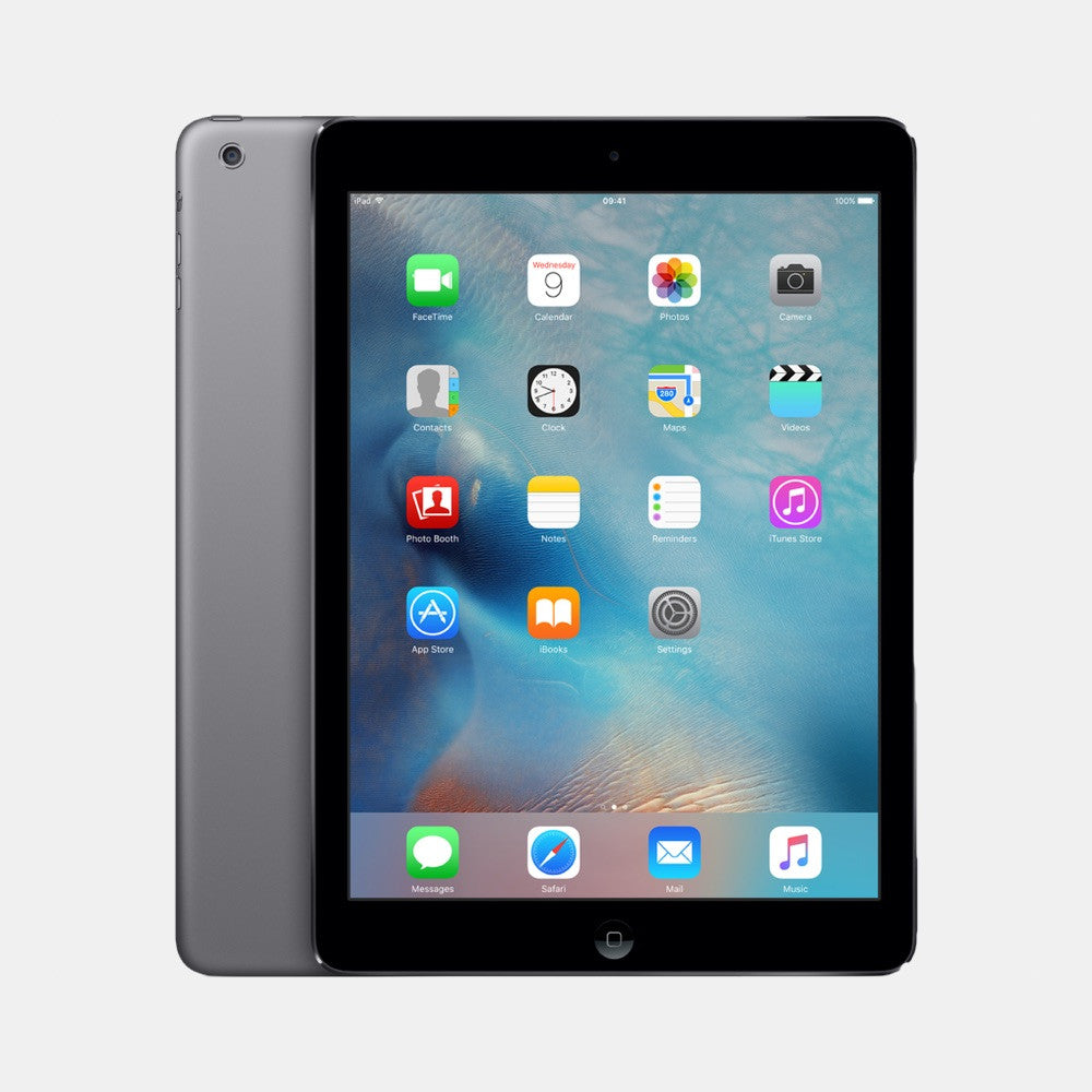 Used iPad Air 64GB 4G - Freestyll Refurbished iPads - Space Grey