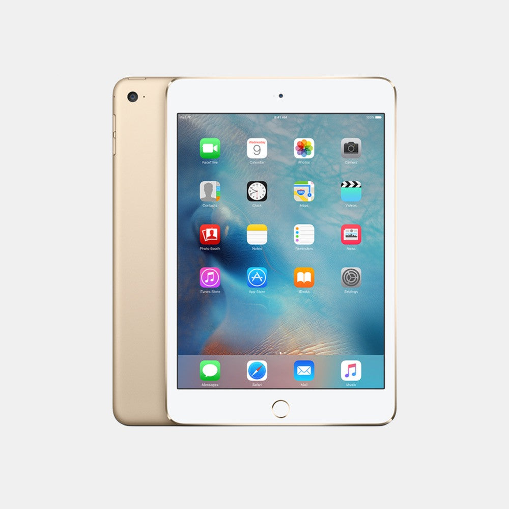 Used iPad Mini 4 64GB - Freestyll Refurbished iPads - Gold