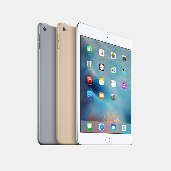 Used iPad Mini 4 16GB - Freestyll Refurbished iPads - Range