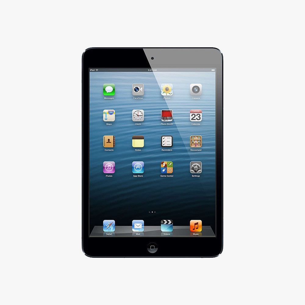 Used iPad Mini 1 64GB - Freestyll Refurbished iPads - Black
