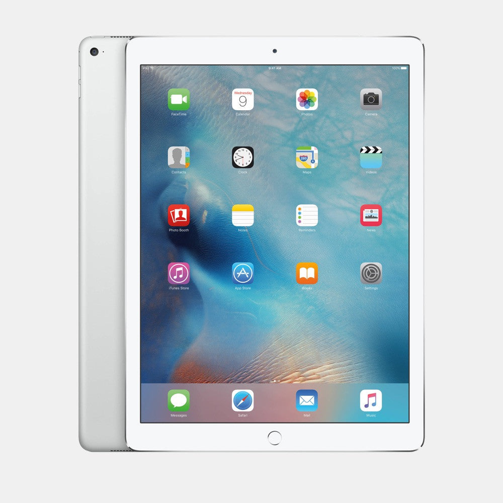"Used iPad Pro 12.9"" 128GB 4G - Freestyll Refurbished iPads - Silver"