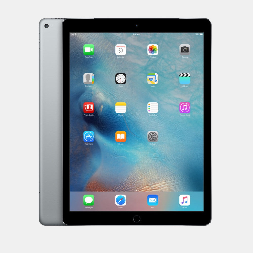 "Used iPad Pro 12.9"" 128GB 4G - Freestyll Refurbished iPads - Space Grey"
