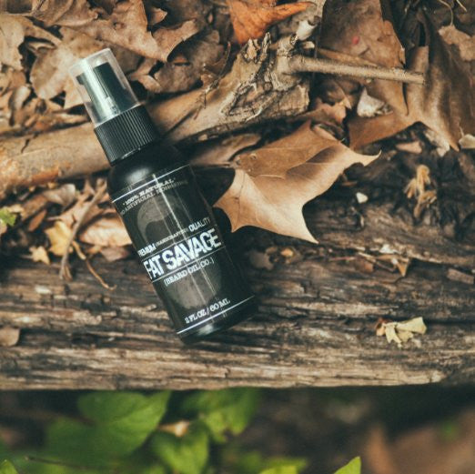 Fat Savage Beard Oil