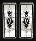 "218 Bathroom 16.25 x 41"" PDF VERSION Stained Glass Pattern"