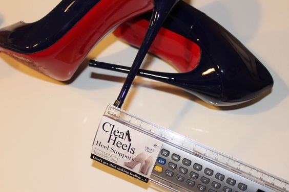 Clean Heels - Size guide.