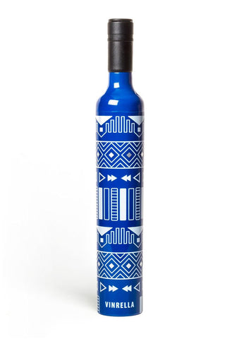 Tribal Blue Bottle Umbrella